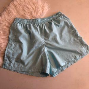 Nike Shorts - Blue Nike Shorts